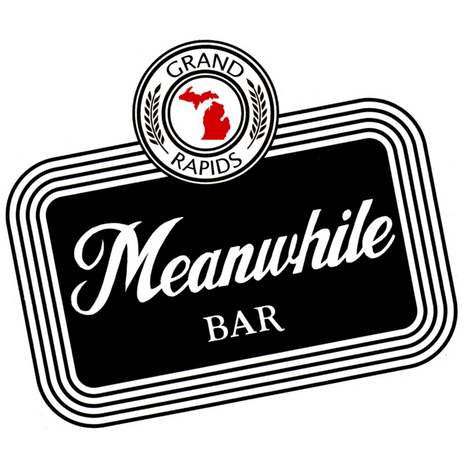 Image result for meanwhile bar logo